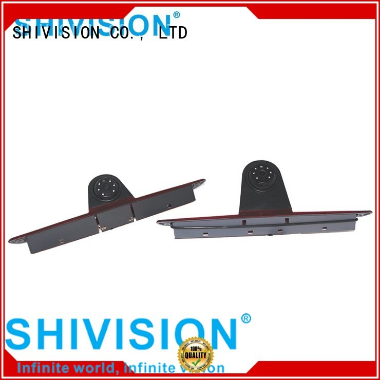 The Newest Upgraded backup camera system waterproof truck Shivision company