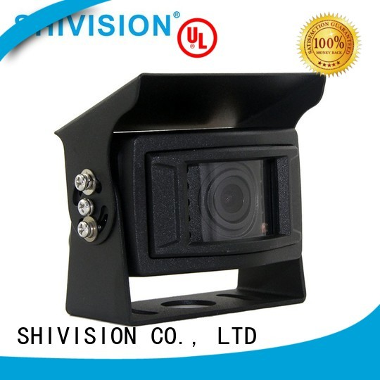 Custom 1080p backup camera system vehicle Shivision