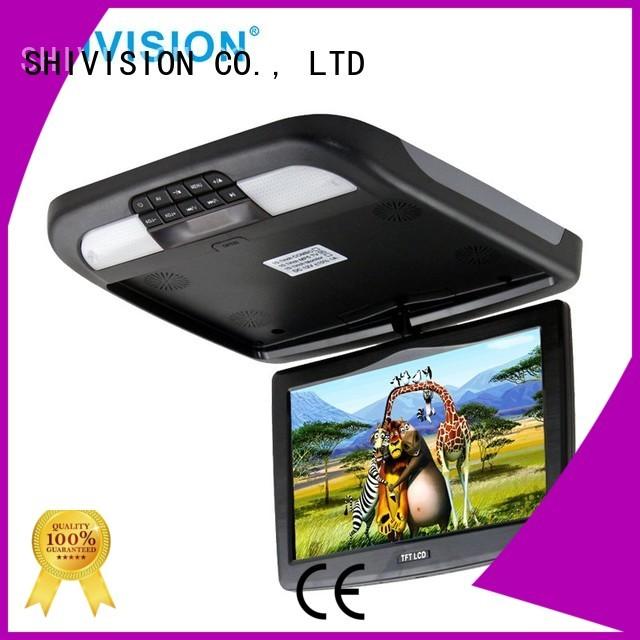 vehicle reverse camera monitor hd waterproof rear view monitor system monitors Shivision Brand