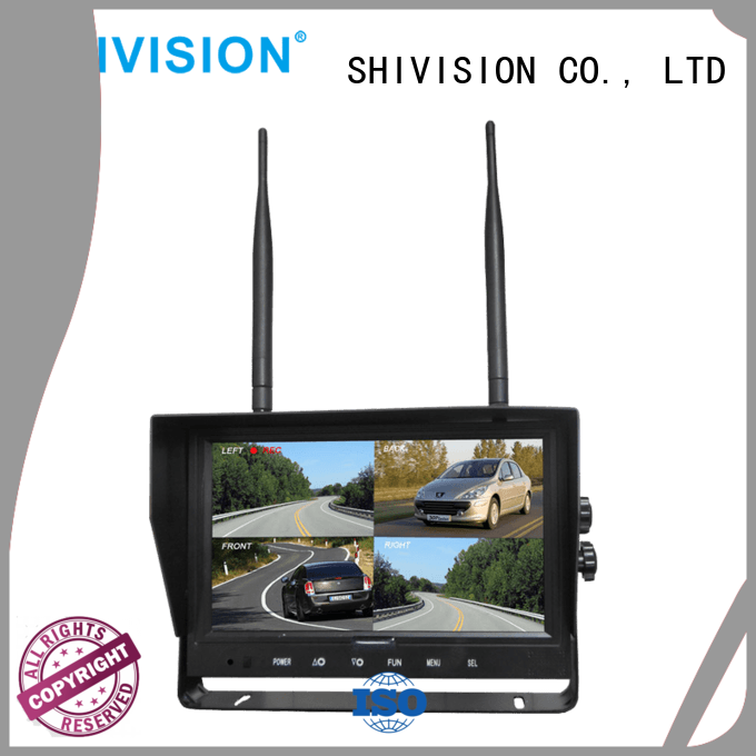 car monitor digital Shivision Brand camera and monitor system manufacture