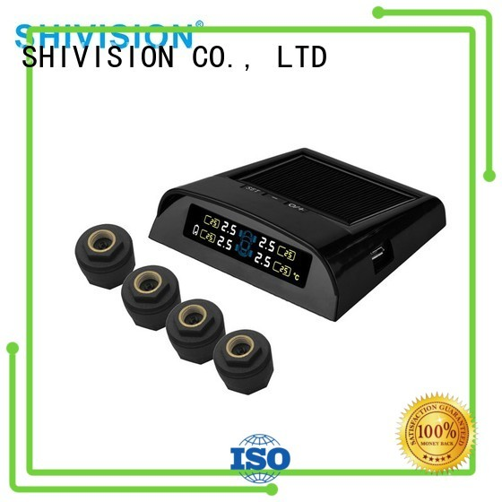 Wholesale heavy duties vehicle tire sensor system Shivision Brand