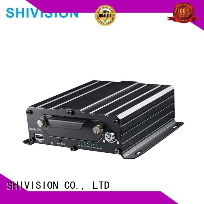mobile mdvr nvr sd Shivision Brand car mobile dvr supplier