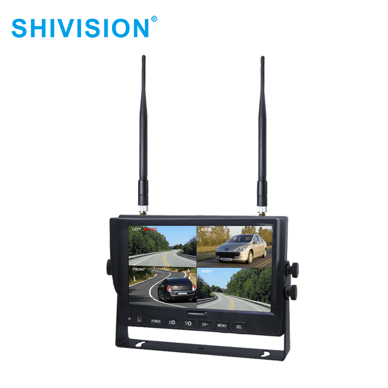 The Newest Upgraded monitor security camera monitor wireless Shivision Brand company