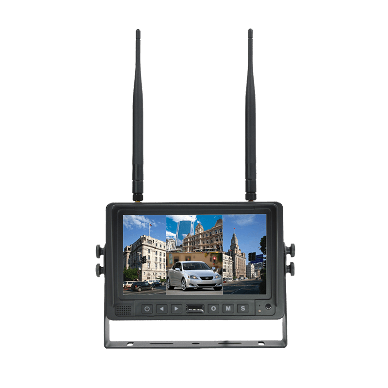 car wireless OEM security camera monitor Shivision