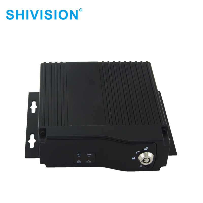 SHIVISION-R052164-AHD8CH SD Car Mobile DVR