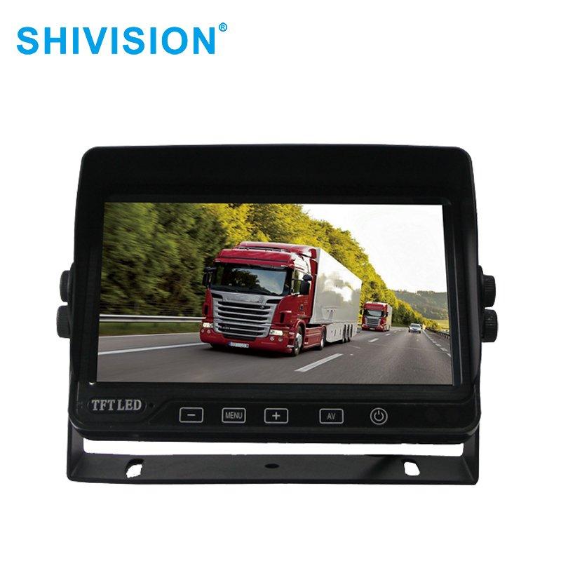 Shivision SHIVISION-M0778-9 inch AHD HD Monitor Rear View Monitor system image21