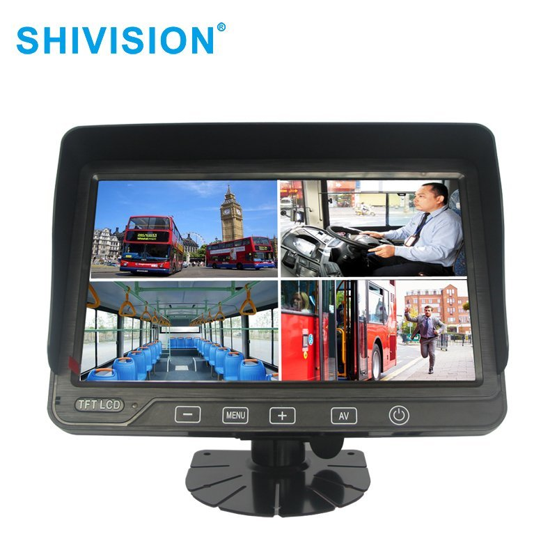 Shivision SHIVISION-M0878(DVR)-9 inch AHD DVR Monitor Rear View Monitor system image25