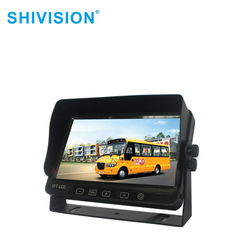 Shivision SHIVISION-M0178-9 inch Touch-Control Monitors Rear View Monitor system image6