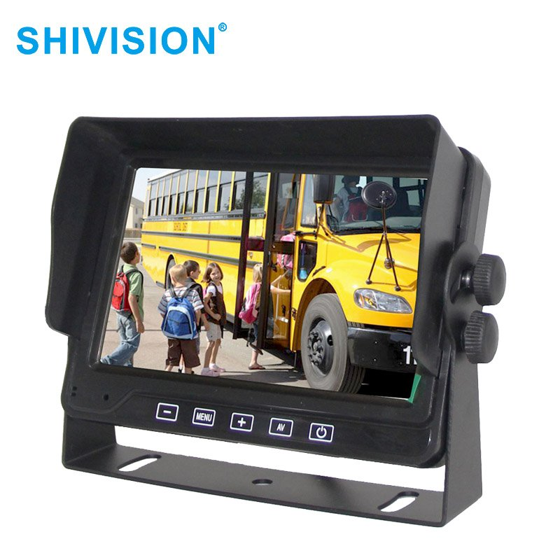 Shivision SHIVISION-M0176-5 inch Touch-Control Monitors Rear View Monitor system image10