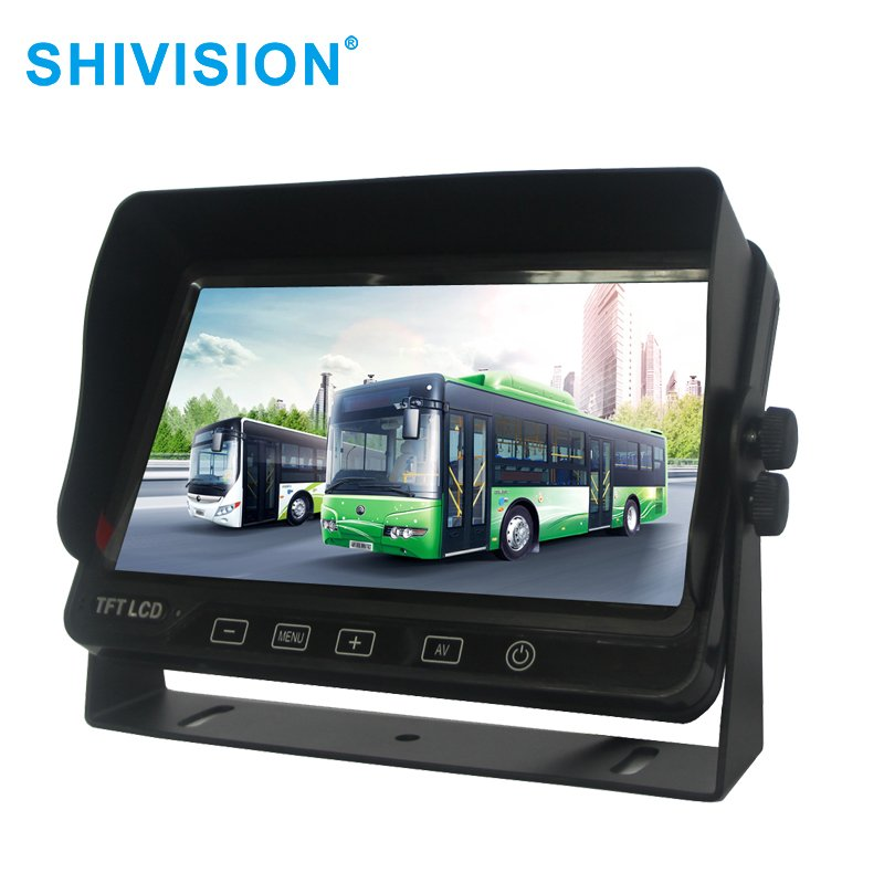 Shivision SHIVISION-M0179-10 inch Touch-Control Monitors Rear View Monitor system image7