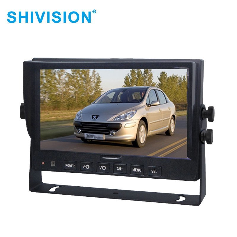 Shivision Brand backup touchcontrol vehicle reverse camera monitor The Newest Upgraded