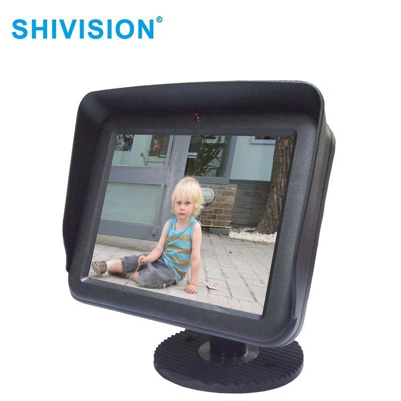 Shivision SHIVISION-M0174-M0174A-M0174B-3.5 inch Backup Monitor Rear View Monitor system image17