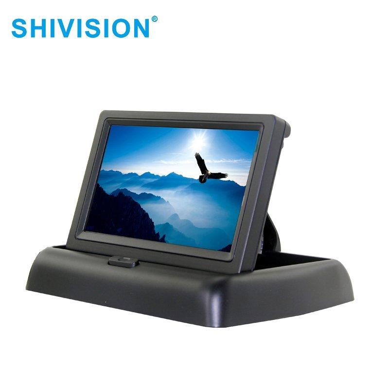 Shivision SHIVISION-M0175-4.3 inch Backup Monitor Rear View Monitor system image16
