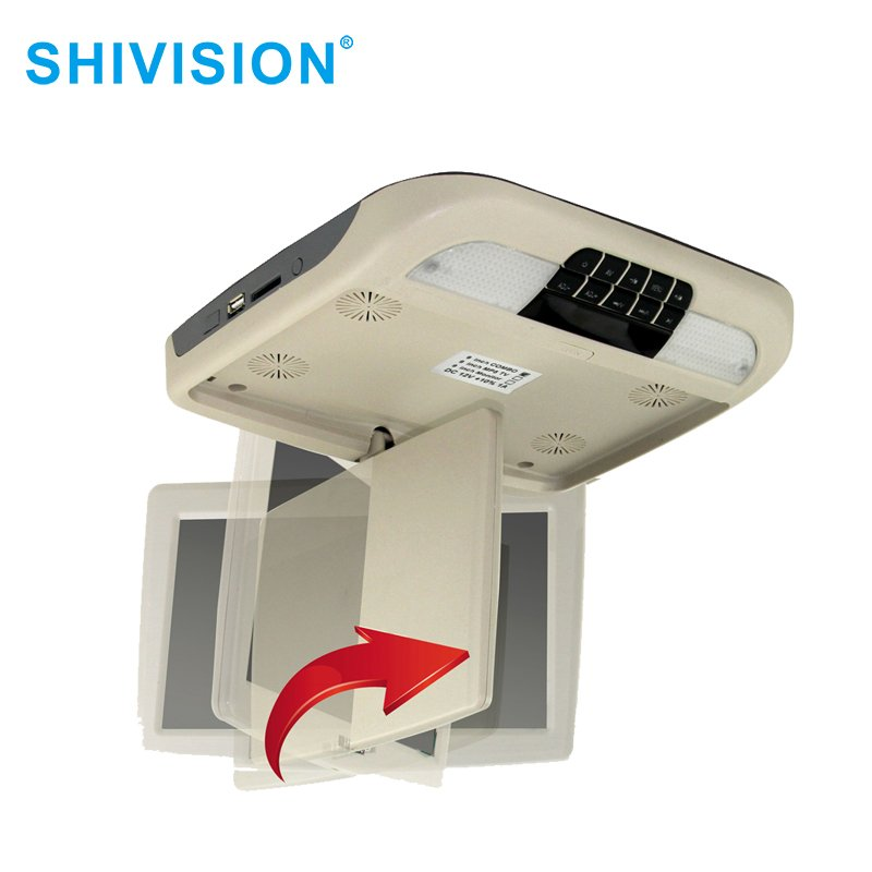 Shivision SHIVISION-M09111-10 inch Car Roof Monitor Rear View Monitor system image15
