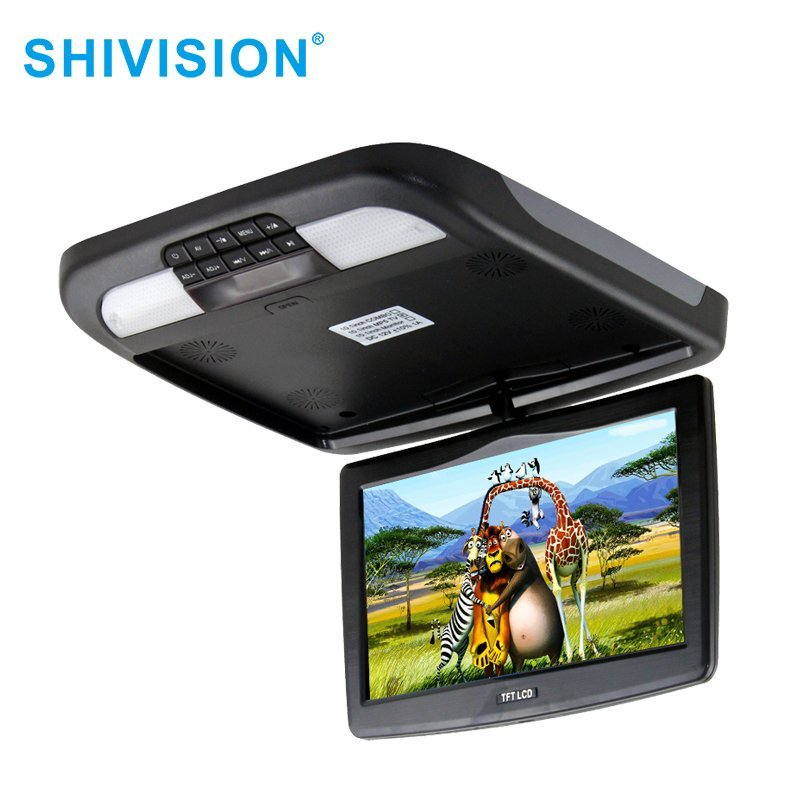 SHIVISION-M09111-10 inch Car Roof Monitor