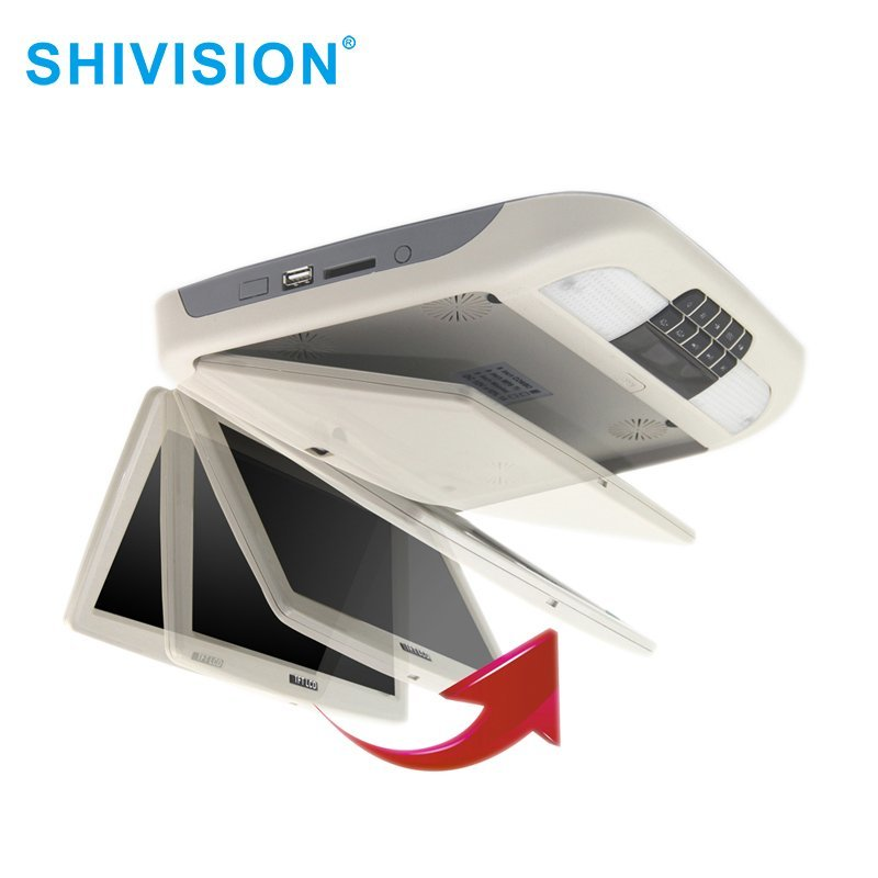 Shivision SHIVISION-M09113-13 inch Car Roof Monitor Rear View Monitor system image14