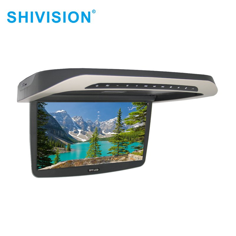 Shivision SHIVISION-M09115-15.6 inch Car Roof Monitor Rear View Monitor system image12