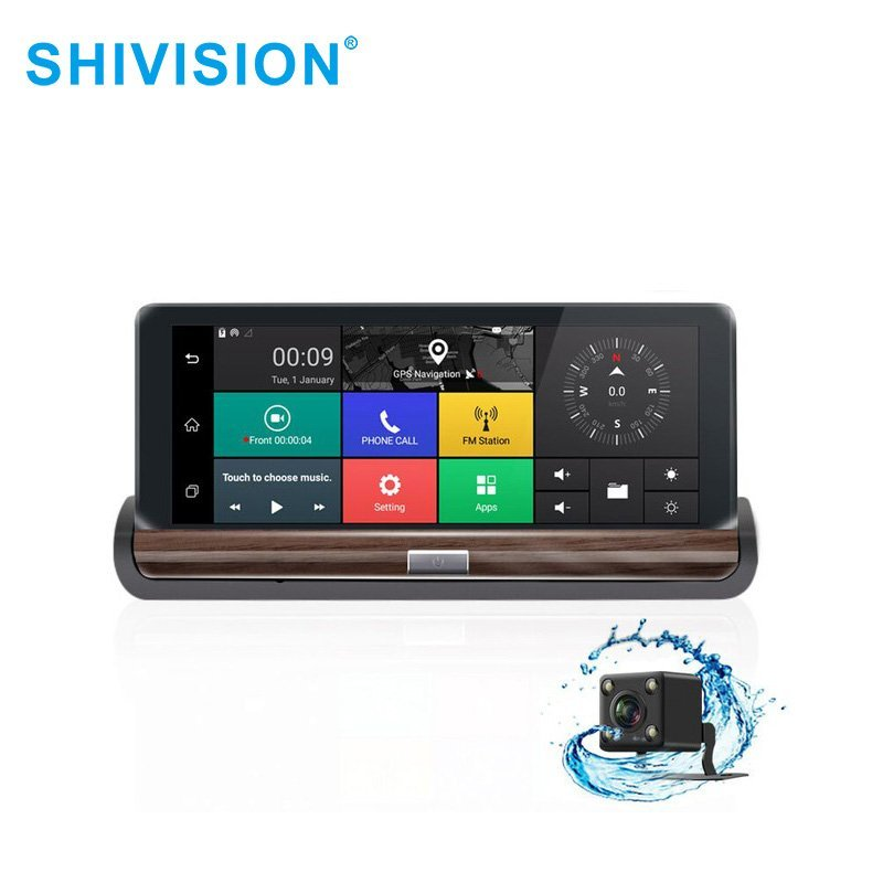 SHIVISION-M0388-Car Mirror Monitor