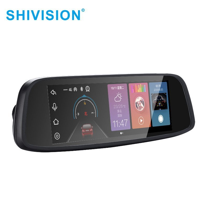 SHIVISION-M0396-Car Mirror Monitor