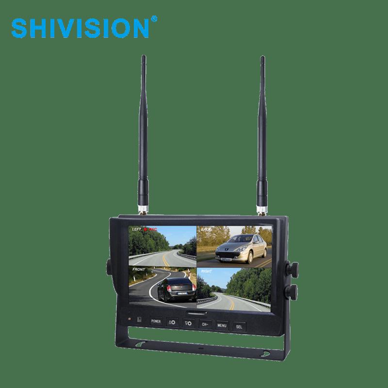 Shivision SHIVISION-M02084ch-7 inch car monitor-2.4G Digital Wireless Monitor 2.4G Digital Wireless Monitor image6
