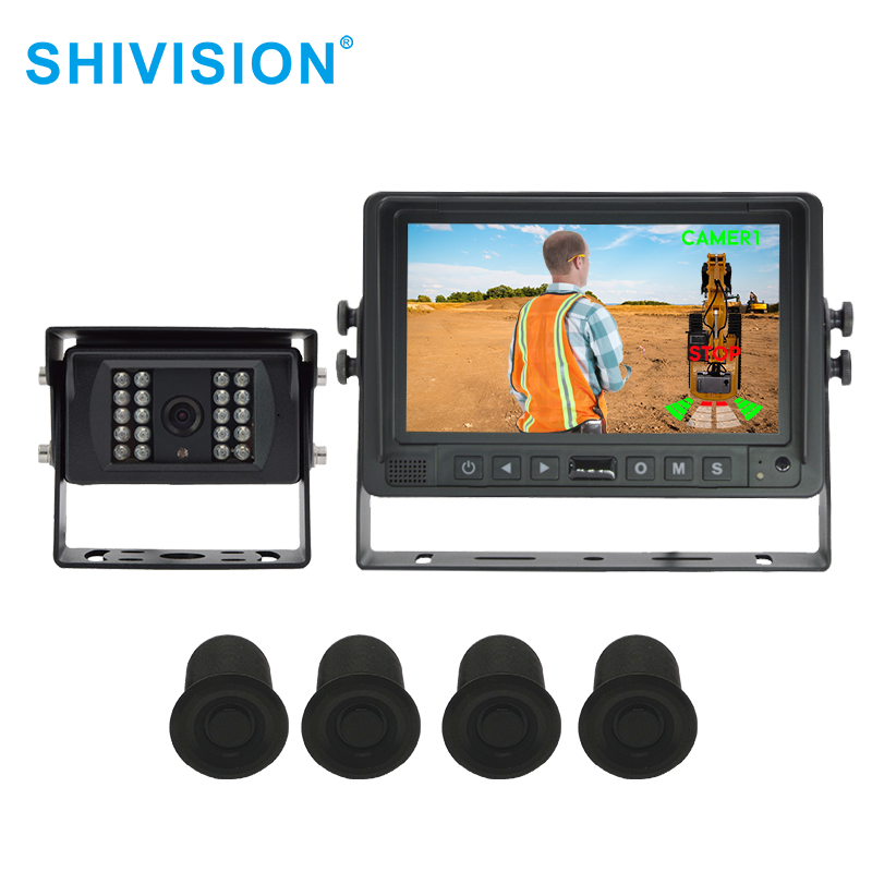 SHIVISION-P01+C28158+M0707-Microwave Blind Spot Monitor System