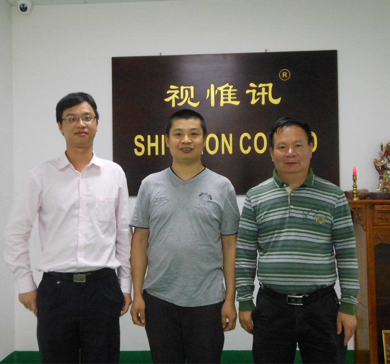 Congratulations to SHIVISION for being recertified by the ISO9001:2008