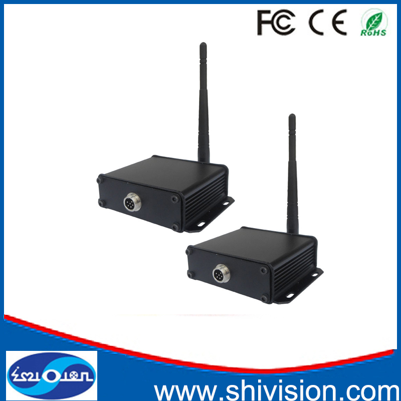 [Operating Instructions]Wireless Transmitter and Receiver(4PIN)