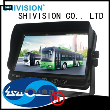 vehicle reverse camera monitor The Newest Upgraded rear view monitor system hd company