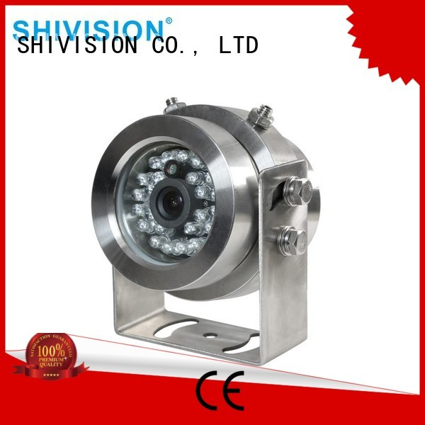 explosion proof video camera explosion proof Shivision Brand explosion proof camera housing