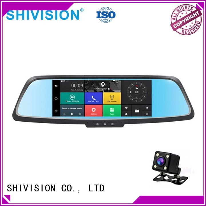 Shivision Brand for blind spot system monitor advanced driver assistance systems