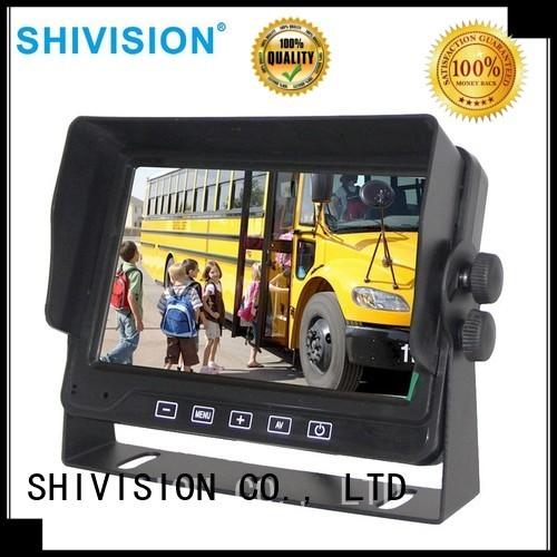 backup monitors rear view monitor system hd Shivision Brand company