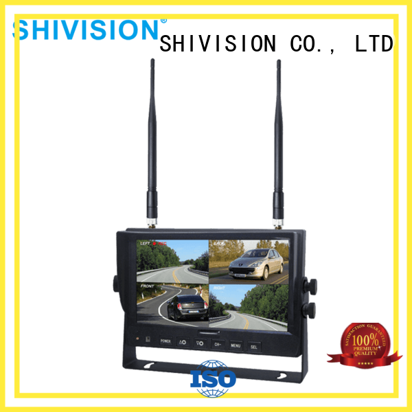 car The Newest Upgraded digital OEM security camera monitor Shivision