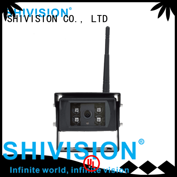 Quality Shivision Brand wifi ip camera system car