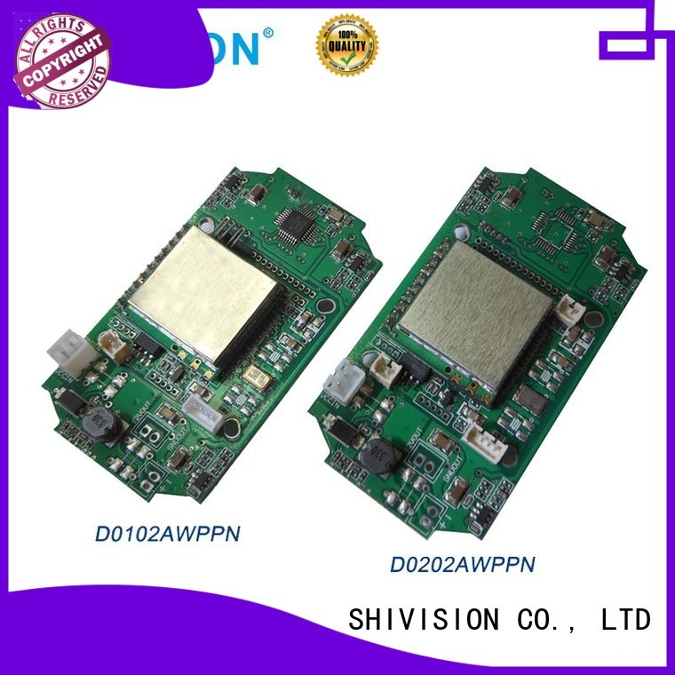 Wholesale professional tire pressure monitor system module Shivision Brand