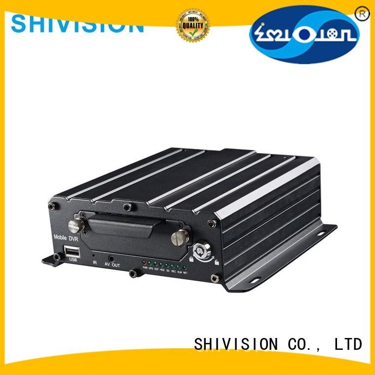 vehicle camera dvr nvr Shivision Brand car mobile dvr