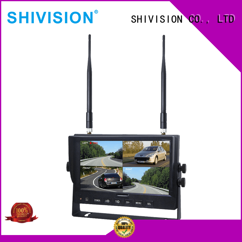 The Newest Upgraded car monitor security camera monitor monitor Shivision