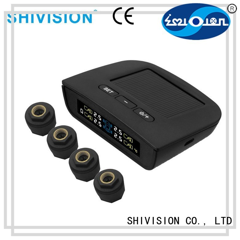vehicle tire sensor system tpms tire pressure monitor system Shivision Brand