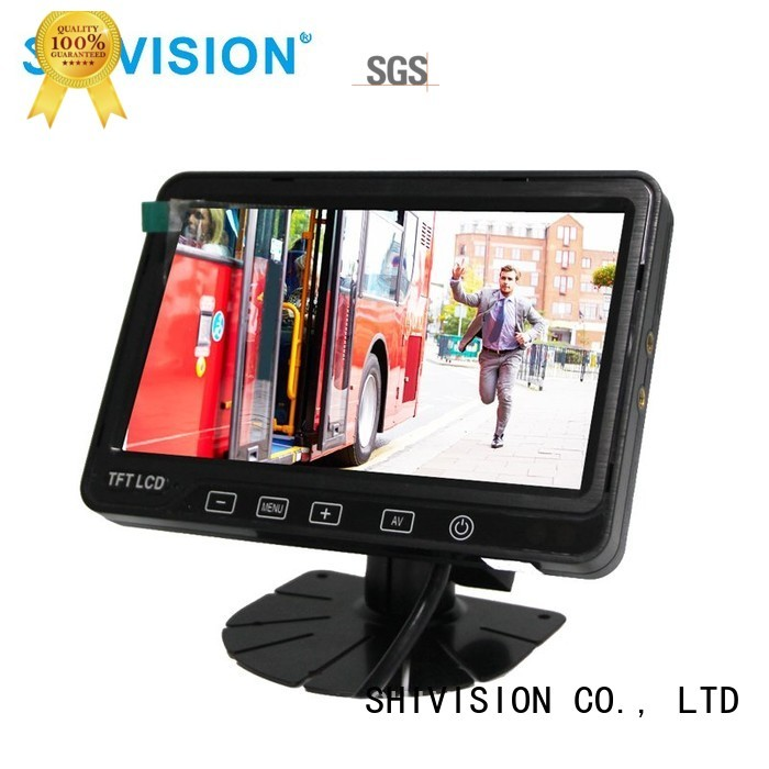 Shivision Brand roof mirror monitor rear view monitor system