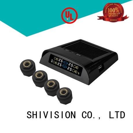 The Newest Upgraded heavy duties tire pressure monitor system detection Shivision