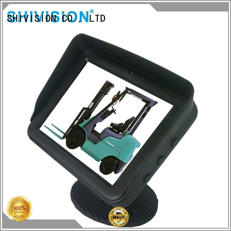 Shivision Brand car waterproof The Newest Upgraded rear view monitor system