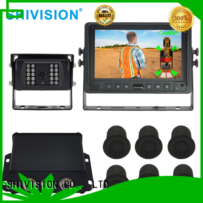 factory Surveillance System advanced driver assistance systems Day Night Shivision company
