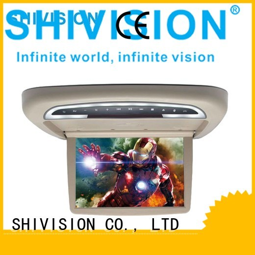 Quality Shivision Brand vehicle reverse camera monitor backup