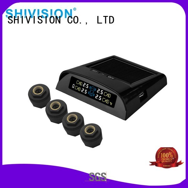 tpms system TPMS alarm detector tire pressure monitor system Shivision Brand