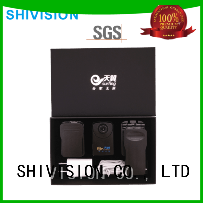 recorderpolice camera OEM law enforcement surveillance systems Shivision