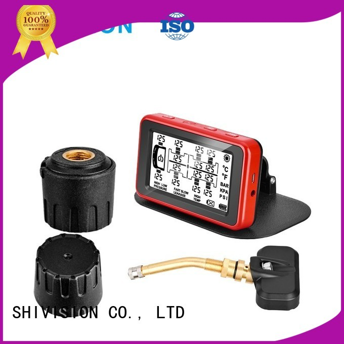 heavy duties tpms detection tire pressure monitor system Shivision Brand
