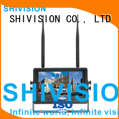 camera and monitor system The Newest Upgraded wireless digital Shivision Brand security camera monitor
