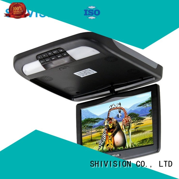 vehicle reverse camera monitor hd roof Shivision Brand