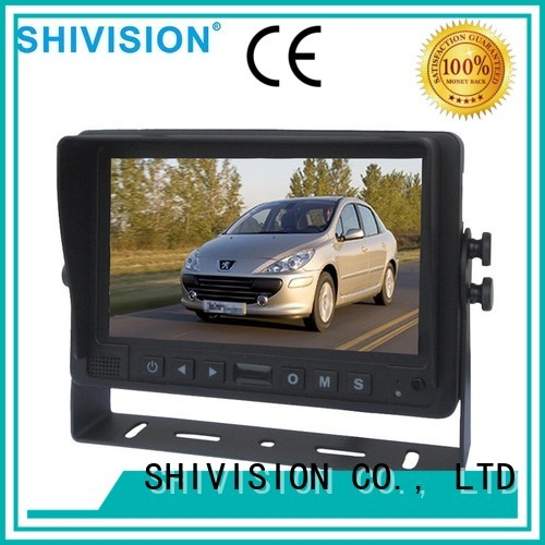 Shivision Brand backup car mirror rear view monitor system manufacture