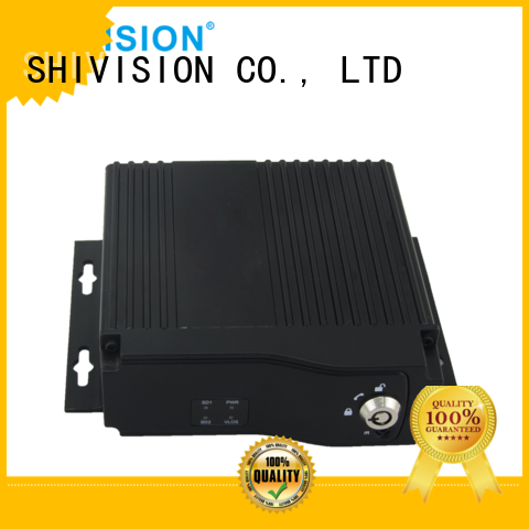 Shivision Brand mobile 8ch vehicle camera dvr nvr supplier