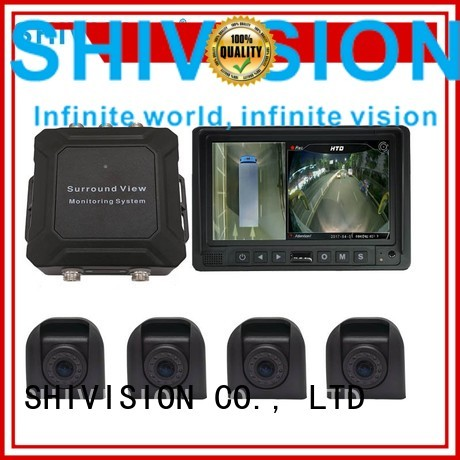 360 view vehicle camera system system vehicle camera system 360 Shivision Brand